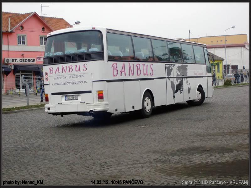 Banbus, Beograd BanbusBeograd1