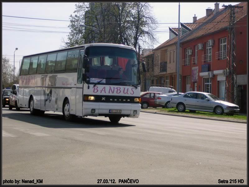 Banbus, Beograd BanbusBeograd2-1