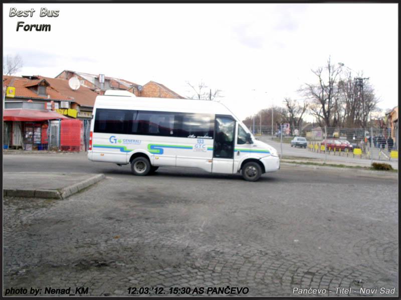 Generali Transport Company GTC133