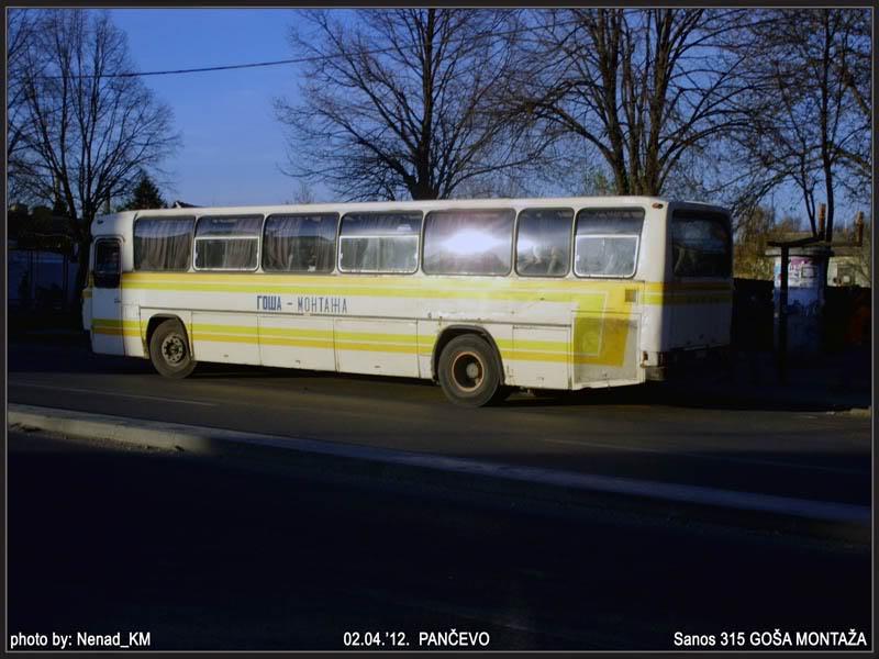 Autobusi za prevoz radnika  GosaMontaza1