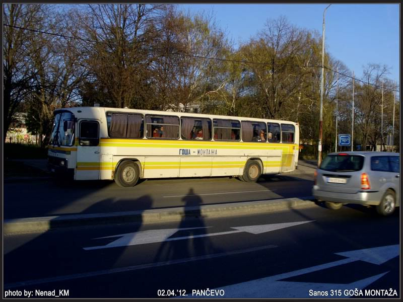 Autobusi za prevoz radnika  GosaMontaza2