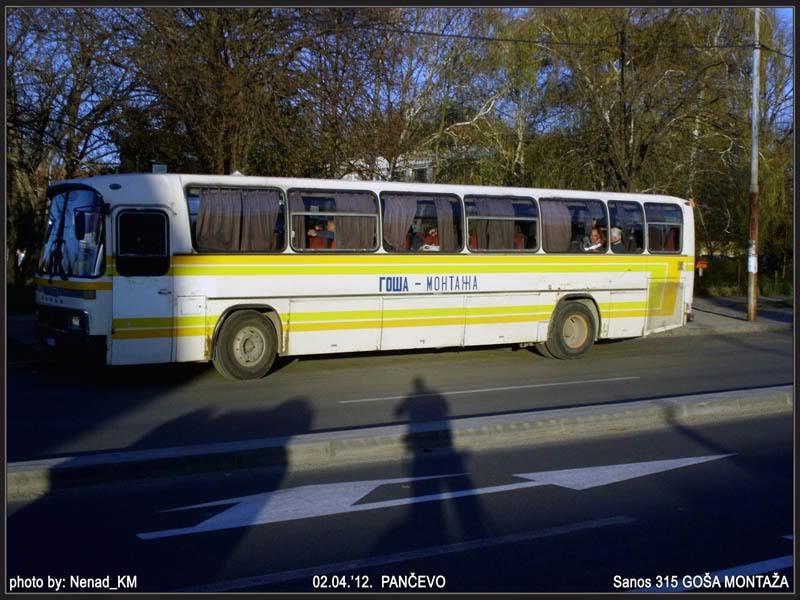 Autobusi za prevoz radnika  GosaMontaza3