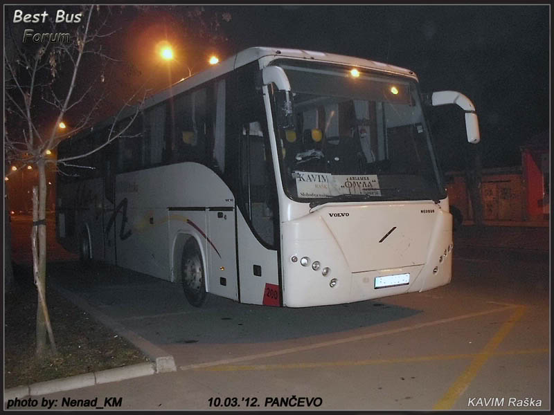 Neobus Novi Sad KavimRaska200-1