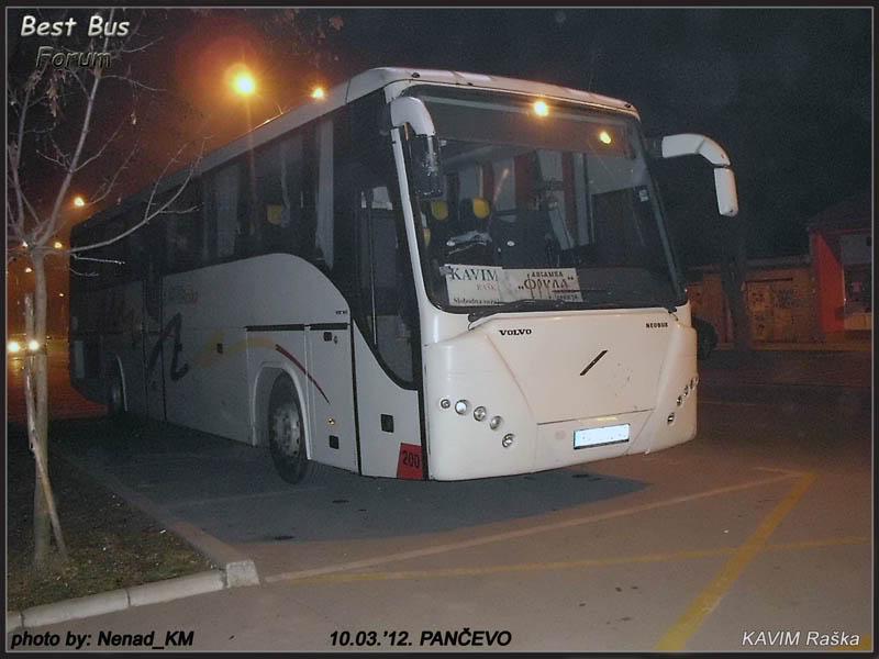 Kavim Raška Raška KavimRaska200-2