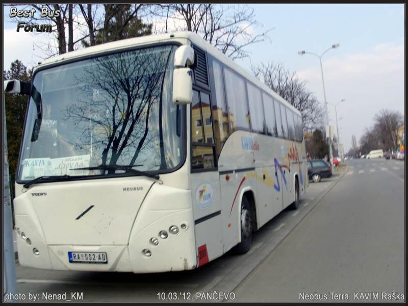 Kavim Raška Raška KavimRaska200-3-1