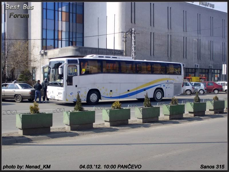 Ostali Prevoznici iz Srbije - Page 2 Kolibaprevoz
