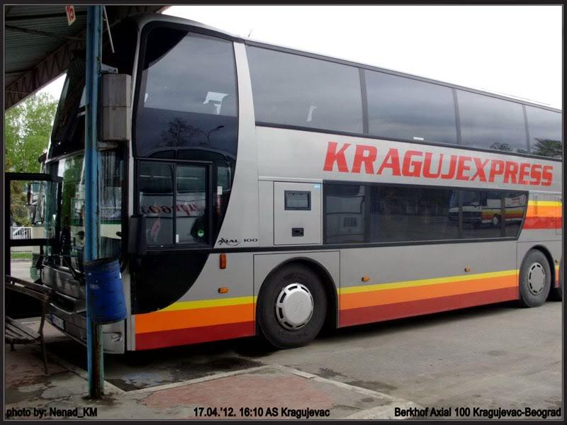 Kragujexpess - Kragujevac KragujexpresKG