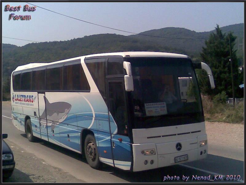 Lale trans Beograd Laletrans