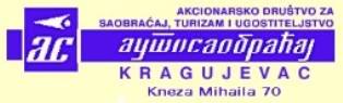 Autosaobraćaj Kragujevac Autosaobraajkg