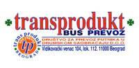 Transprodukt bus prevoz, Beograd Logotrans