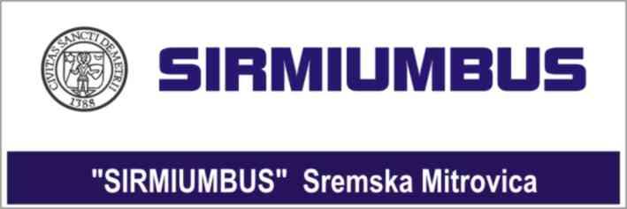Sirmiumbus-Sremska Mitrovica Sirmiumbus