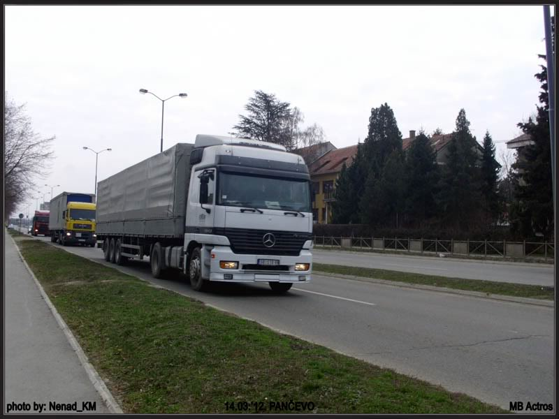 Mercedes Benz - Page 3 MBACTROS