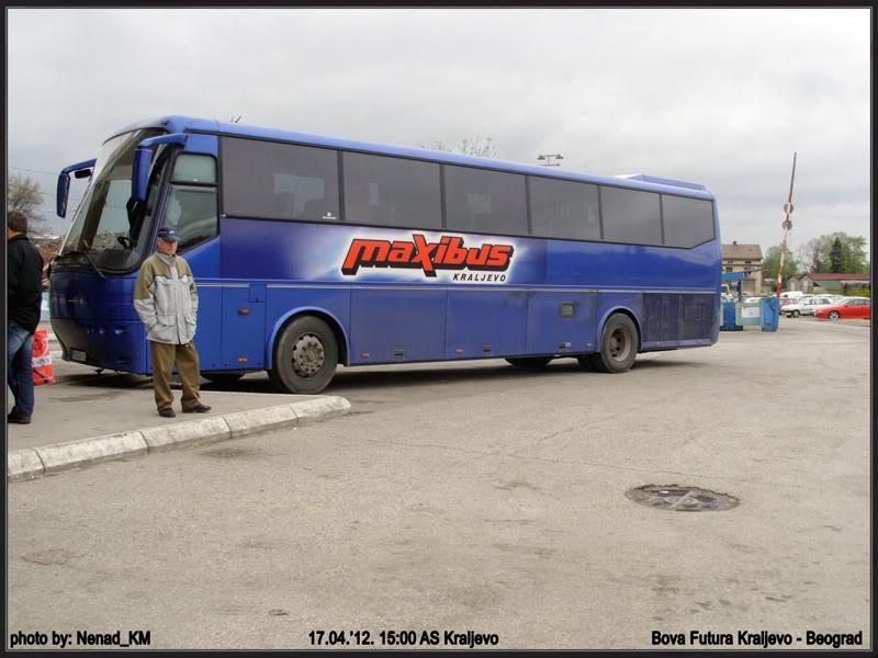 Maxibus Kraljevo MaxibusKraljevo