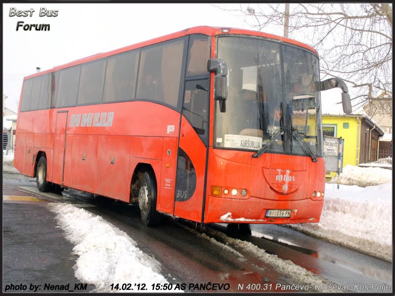 Niš - ekspres Nibus Niš - Page 6 NibusKo392-1