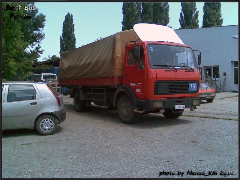 Niš-ekspres, teretni saobraćaj Nisekspres613-1
