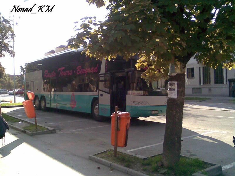 Rasto Tours, Beograd Rastotours