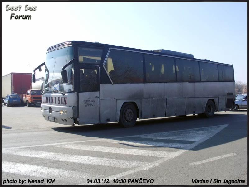 Ostali Prevoznici iz Srbije VladaniSinJagodina2