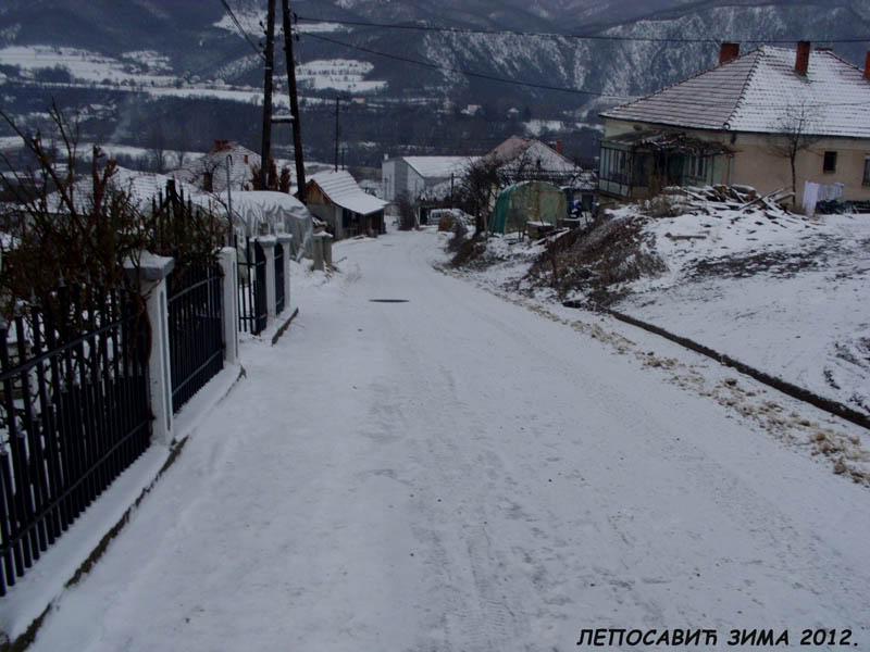 Zima 2011/2012 Leposavi2