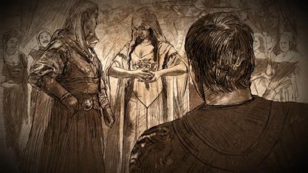 [Character][Game of Thrones] Elia Targaryen Rhaegar_Elia_wedding