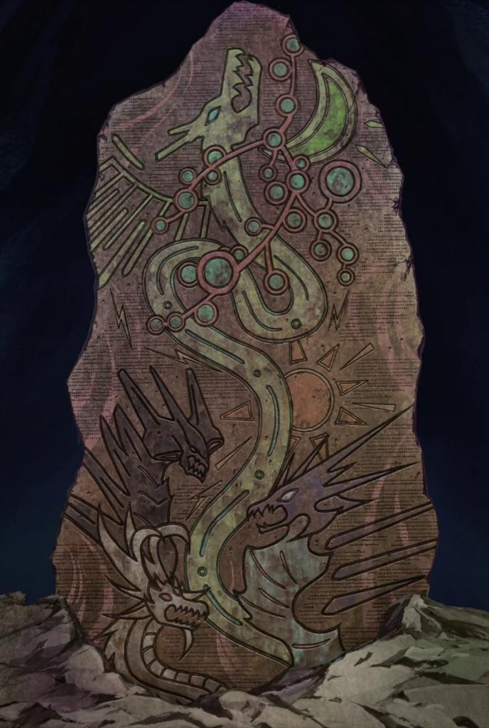 [Yu-Gi-Oh! ZEXAL] Truyền thuyết về Những con rồng của Ánh sáng và Thời gian Tablet_of_the_Legend_of_the_Dragons