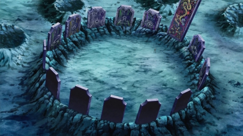 [Yu-Gi-Oh! ZEXAL] Truyền thuyết về Những con rồng của Ánh sáng và Thời gian Tablets_on_the_Moon