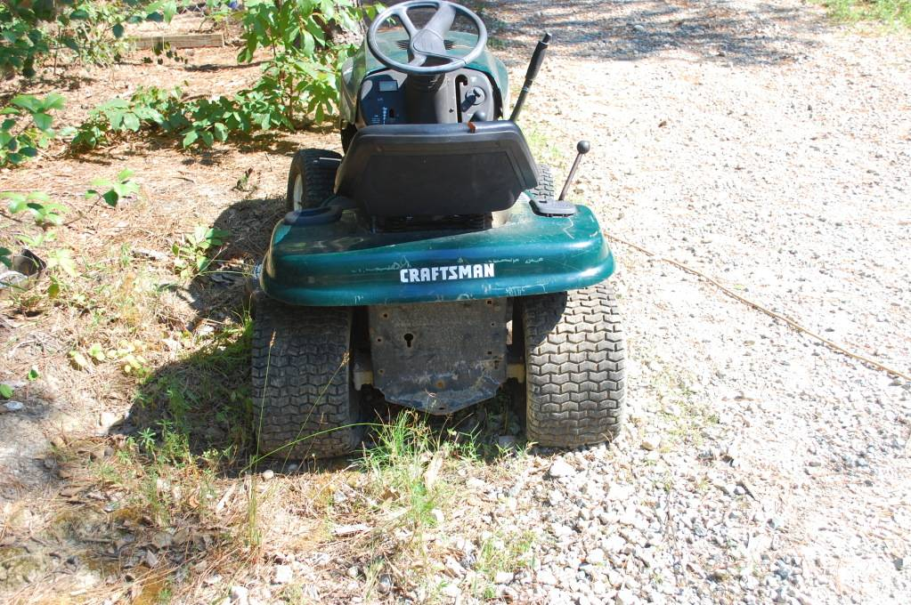 Will a Craftsman LT1000 work for an offroad mower? Want to use it on my farm. DSC_0230