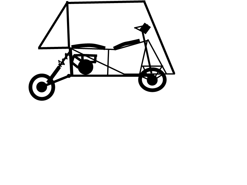 ATV/Go kart project  Gokart