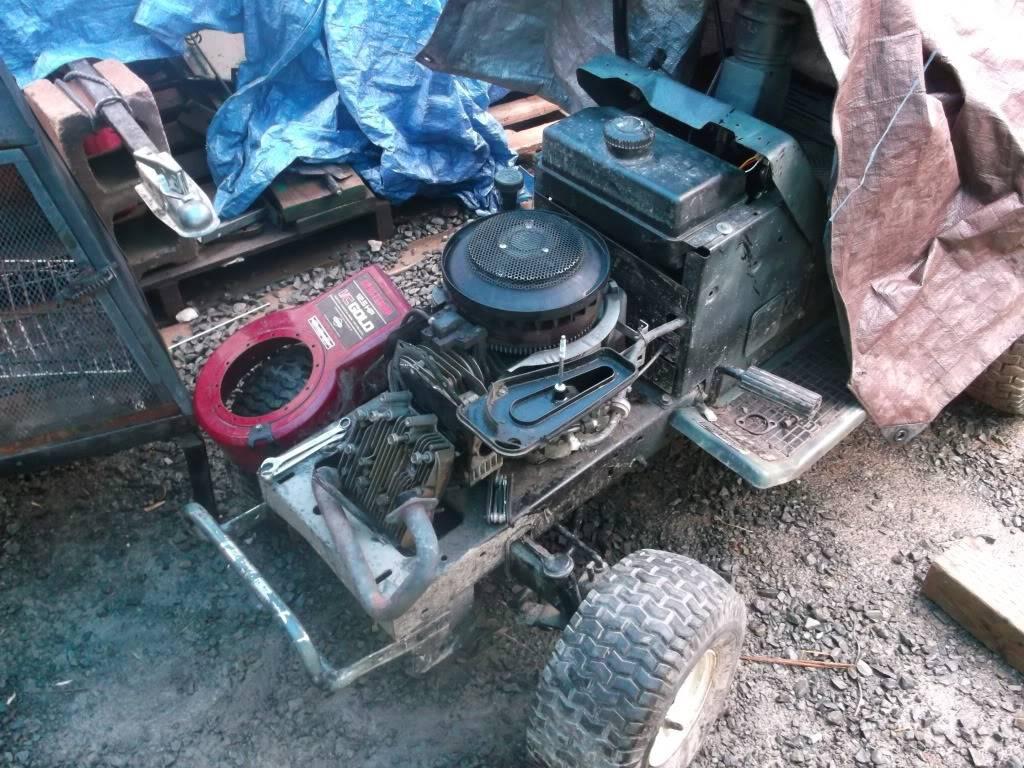 started craftsman off roader! Sept212012lawntractorupdateandpictures014_zpsb1b0b4d0
