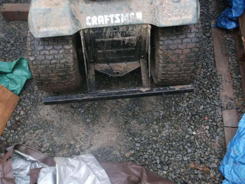 started craftsman off roader! Sept212012lawntractorupdateandpictures017_zpsbe635f23