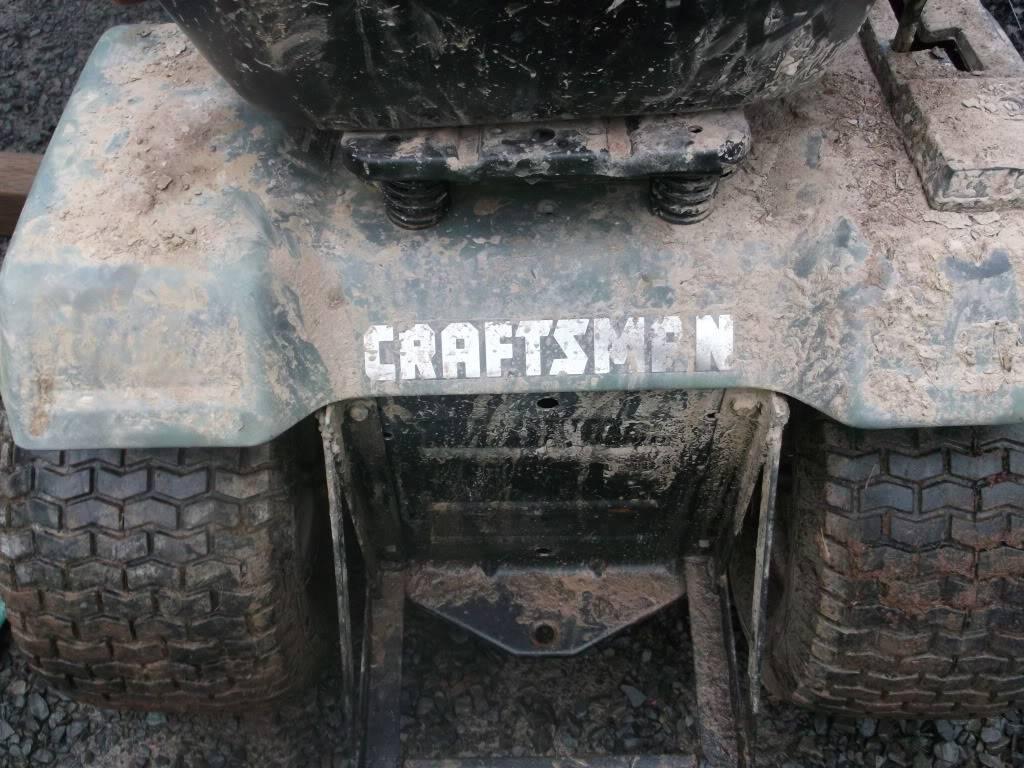 started craftsman off roader! Sept212012lawntractorupdateandpictures018_zps8772a84d