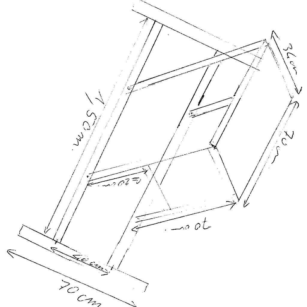 pont elevateur hydraulique Plan001