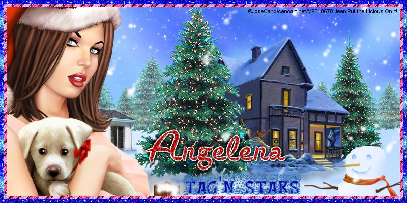 Angelena Tag'N Stars