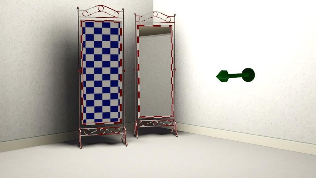 Effortlessly Styling - Sims2Play Effort Mirror Conversion  Screenshot-30