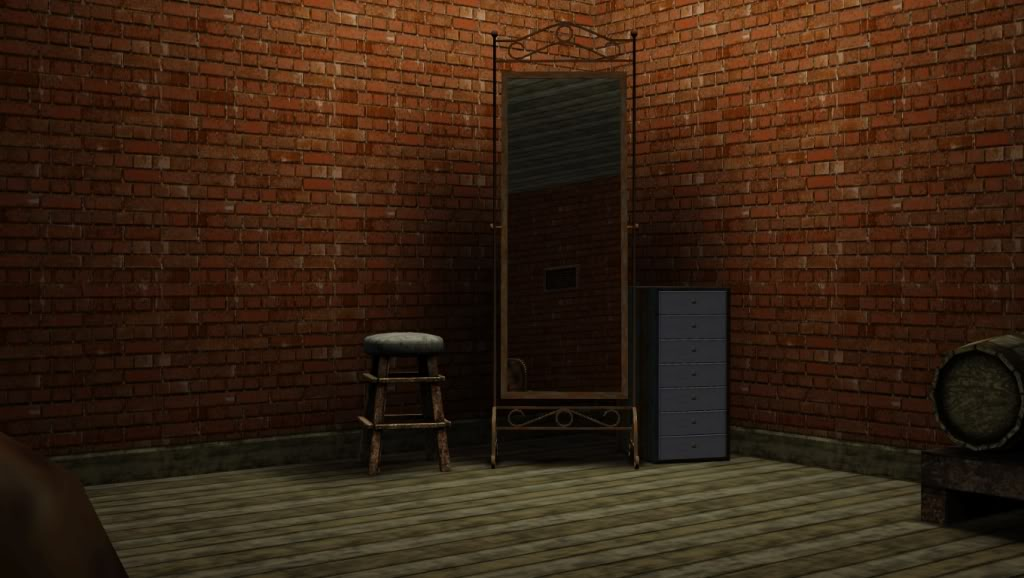 Effortlessly Styling - Sims2Play Effort Mirror Conversion  Screenshot-34