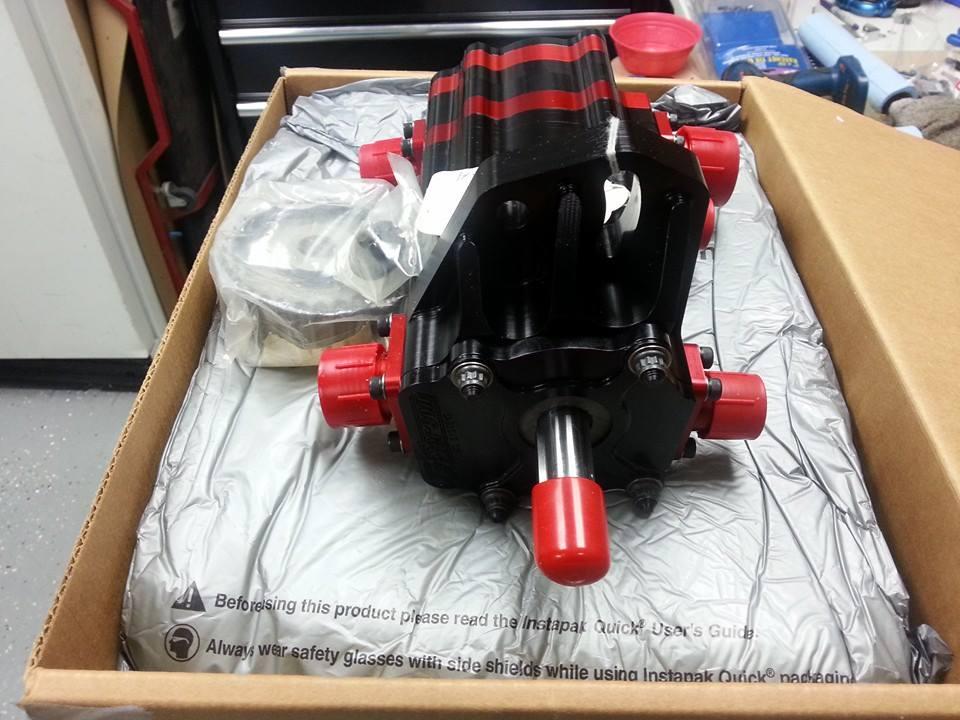 For Sale Peterson Wet / Vac pump... SOLD!!! Petersonpump1_zps361c7c0c