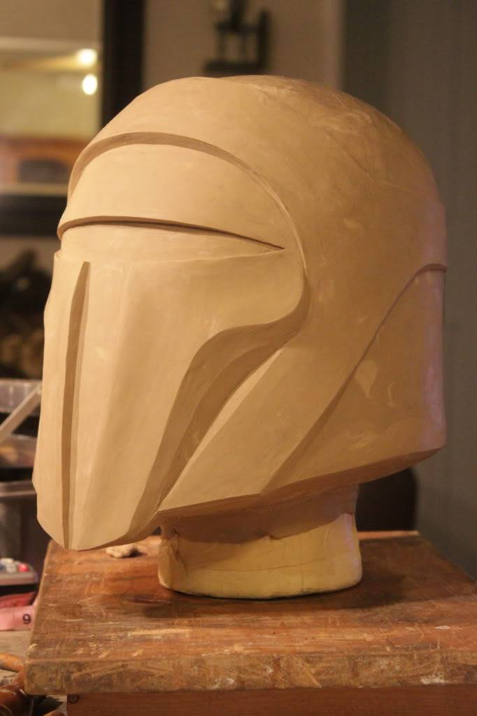 My next helmet in the making IMG_9472