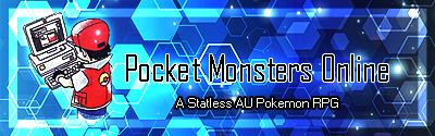 Pocket Monsters Online Adbanner-1