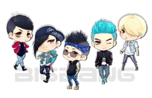 Shake the World ~~ BigBangChibi
