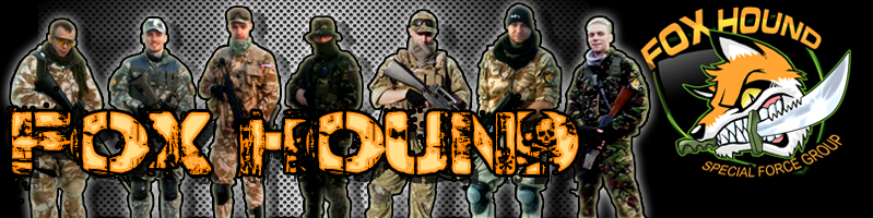 Fox Hound Airsoft Team