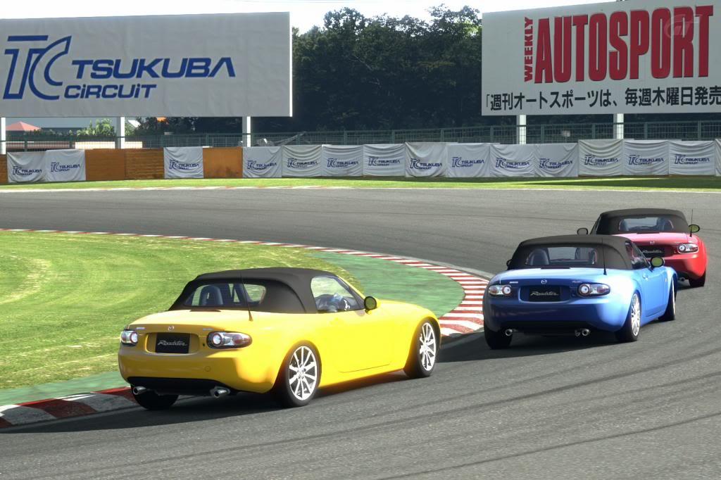02  Tsukuba - Mazda Roadster TsukubaCircuit_15
