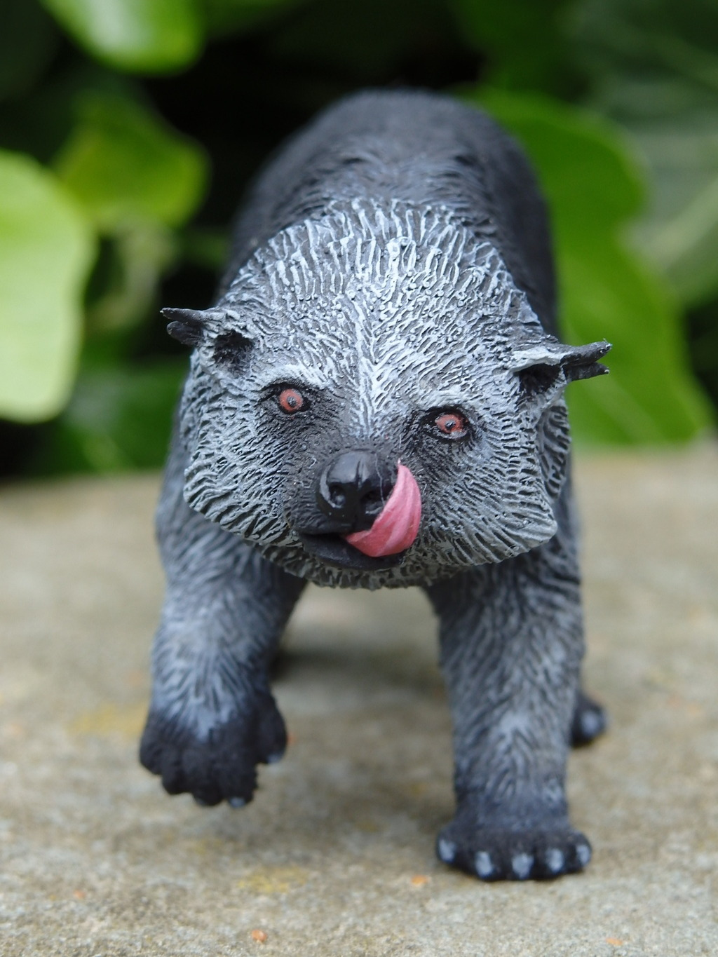 A lovely guy is arrived at home - 1:10 scale resin binturong from Arborium studio !  P5190302_zpswbfsoodz