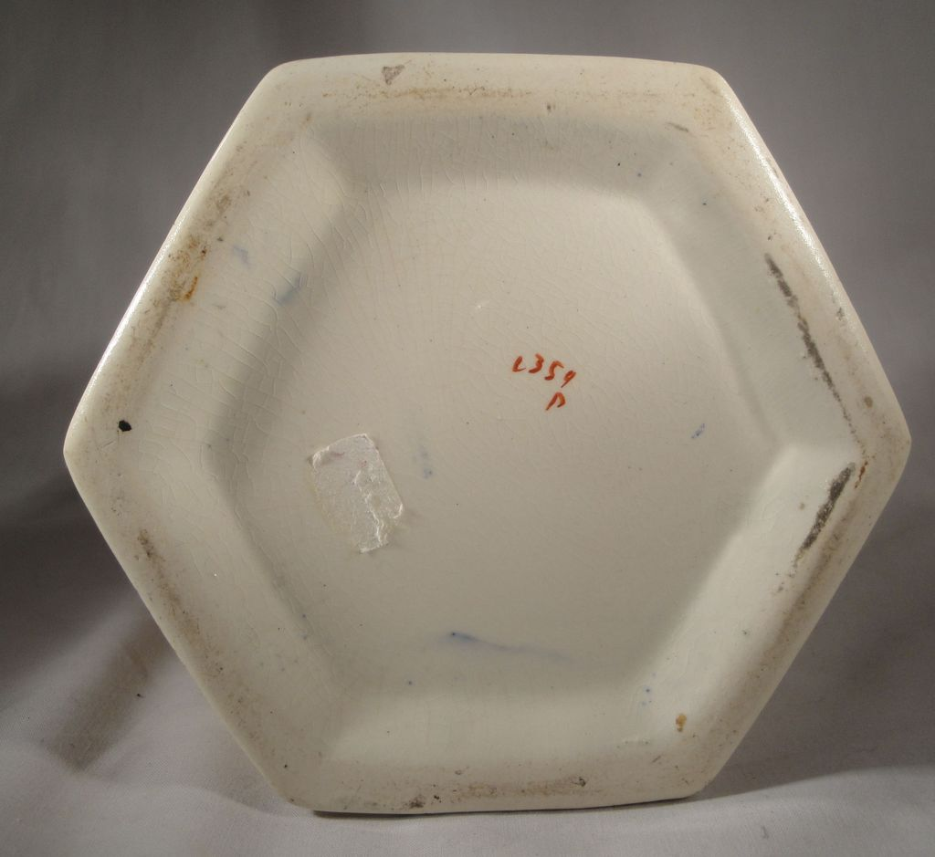 Can anyone id this hexagonal vase - maybe Victorian Spode? Hex%20vase%206_zpsko23acby