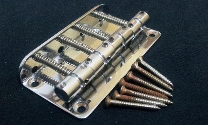 Ferragens e Escudo (completo) para Precision - (SORTEADO) Ponte1