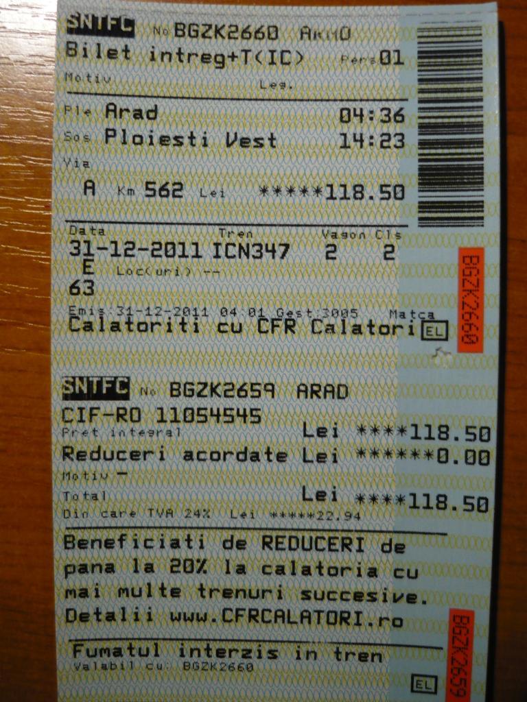 Diverse bilete de tren  P1060106