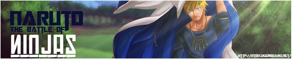 [Voting]Banner of the Month VII MinatoXKushina-1