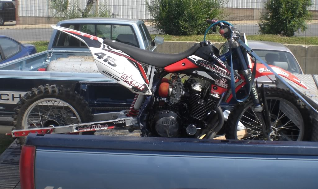 So you want a dirt bike with some torque..... CIMG0033