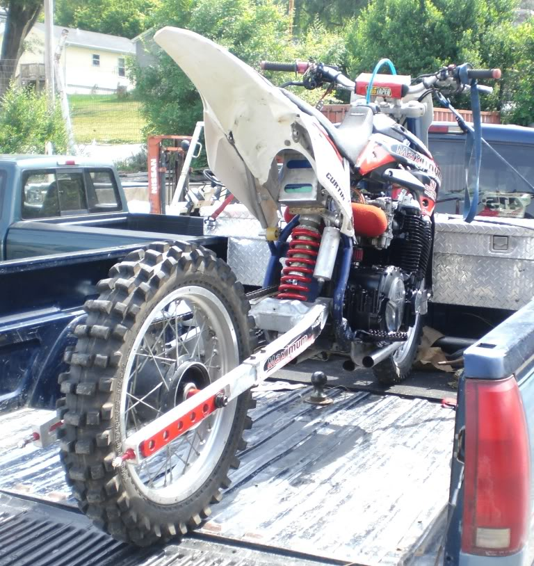 So you want a dirt bike with some torque..... CIMG0034