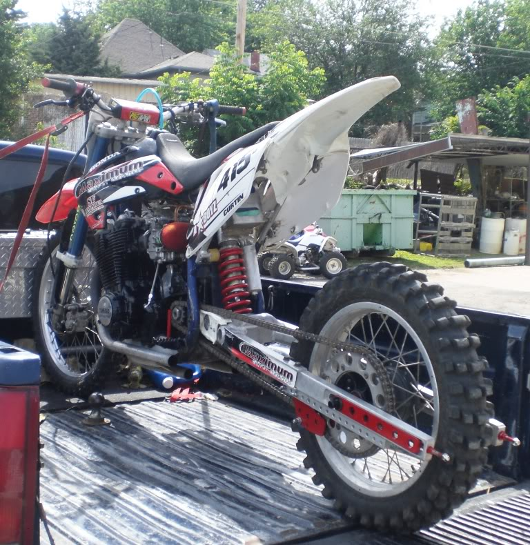 So you want a dirt bike with some torque..... CIMG0035