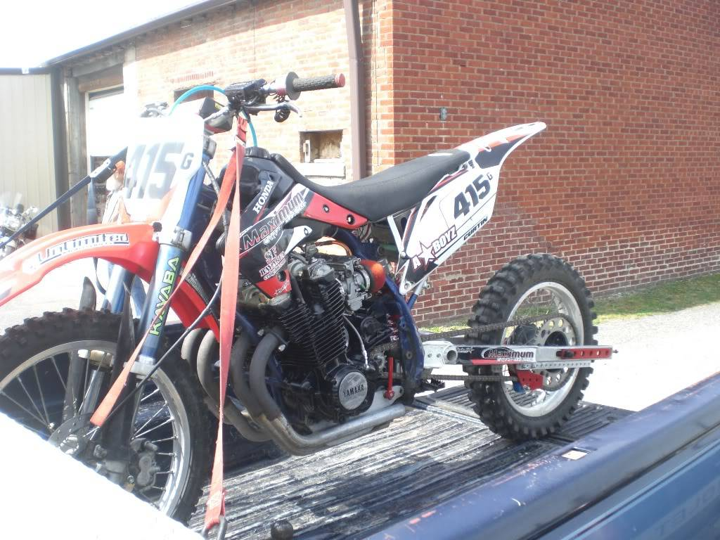 So you want a dirt bike with some torque..... CIMG0036