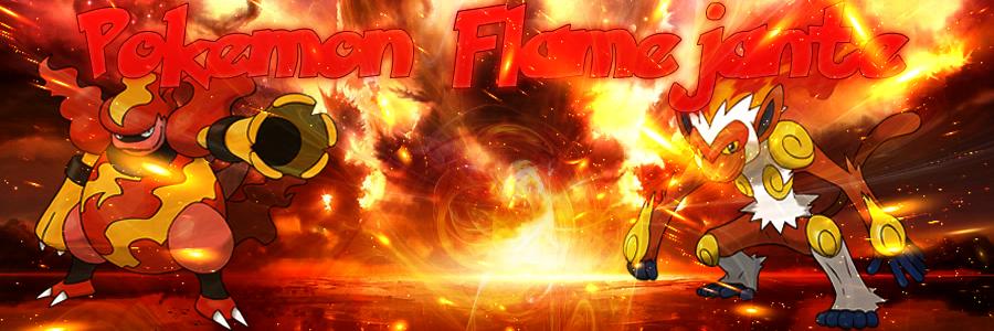 Pokemon Flamejante123